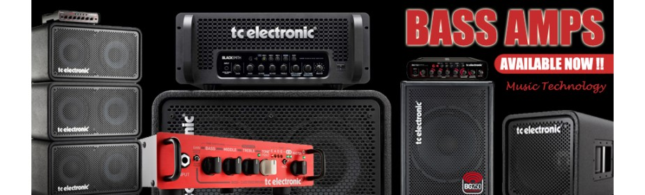 TC Electronic (Bass)